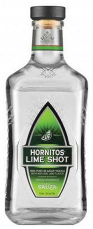 Sauza Tequila Lime Shot Hornitos